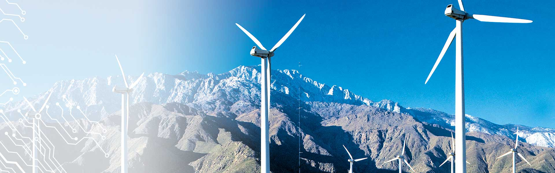 Advanced power management for large-scale renewable projects