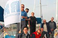 Team Rongxin Power Engineering (RXPE) win Renewables UK 2014 regatta
